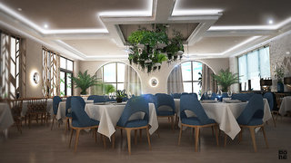 Hotel Almyros Beach Resort Restaurant