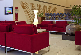 Hotel Park Inn by Radisson Muscat Lounge/Empfang