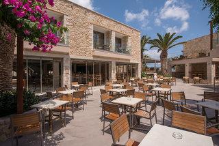 Hotel Cactus Beach Terasse