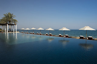 Hotel The Chedi Muscat Pool