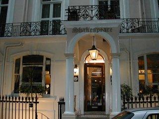 Hotel Shakespeare Außenaufnahme