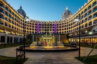 Hotel Adalya Elite Außenaufnahme