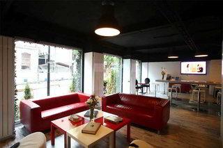 Hotel Albatros Hagia Sophia Lounge/Empfang