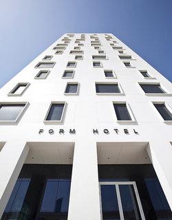 Hotel Form Hotel Dubai Außenaufnahme
