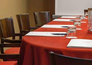 Hotel Barchetta Excelsior Konferenzraum