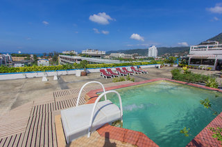 Hotel Bel Aire Patong Phuket Pool