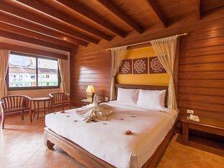 Hotel Bel Aire Patong Phuket Wohnbeispiel