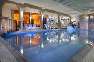 Hotel Acrotel Athena Pallas Hallenbad