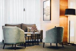 Hotel Best Western Kom Hotel Stockholm Lounge/Empfang