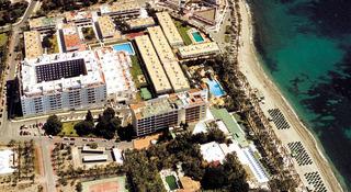 Hotel Bahia Serena Luftaufnahme