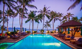 Hotel Coco Palm Beach Resort Samui Pool