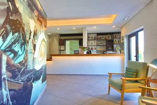 Hotel Aguahotels Alvor Jardim Lounge/Empfang