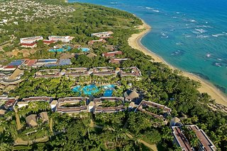 Hotel Iberostar Costa Dorada Luftaufnahme