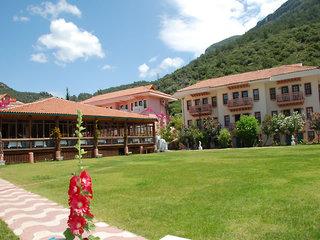 Hotel Turquoise Außenaufnahme
