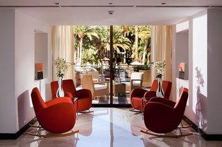 Hotel Seaside Palm Beach Lounge/Empfang