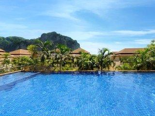 Hotel Avani Ao Nang Cliff Krabi Resort Pool