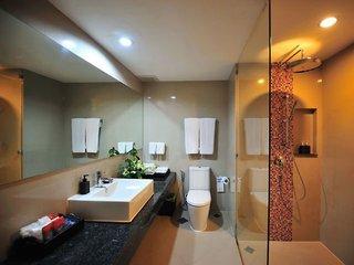 Hotel Avani Ao Nang Cliff Krabi Resort Badezimmer