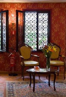 Hotel Do Pozzi Lounge/Empfang