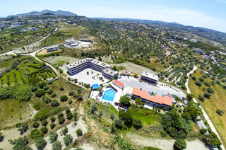 Hotel Hillside Studios & Apartments Luftaufnahme