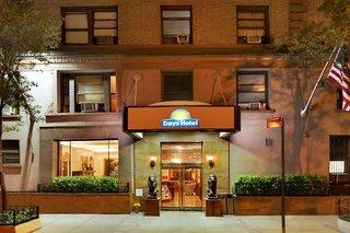 Hotel Days Hotel by Wyndham on Broadway NYC Außenaufnahme