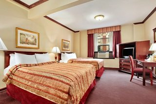Hotel Days Hotel by Wyndham on Broadway NYC Wohnbeispiel