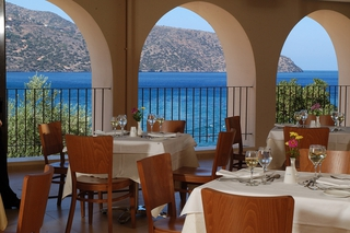 Hotel Wyndham Grand Crete Mirabello Bay Restaurant