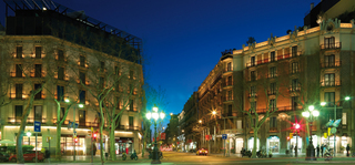 Hotel Condes de Barcelona Außenaufnahme