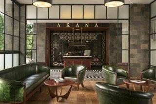 Hotel Akana Boutique Hotel Sanur Lounge/Empfang