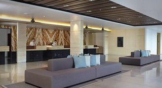 Hotel Courtyard by Marriott Bali Seminyak Lounge/Empfang