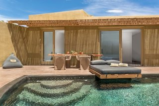 Hotel Andronis Concept Wellness Resort Pool