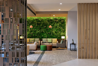 Hotel ARDEN Hotel & Residence Lounge/Empfang