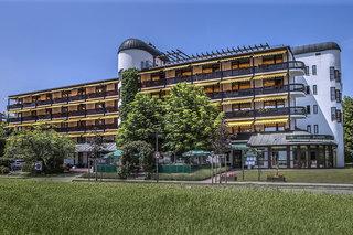 Hotel Johannesbad Thermalhotel Ludwig Thoma Außenaufnahme