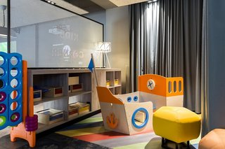 Hotel a&o Hauptbahnhof Kinder