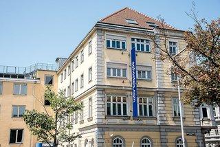 Hotel a&o Wien Stadthalle Außenaufnahme