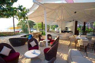 Hotel Centara Grand Beach Resort Phuket Terasse