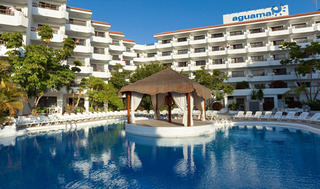 Hotel Aparthotel Aguamar Außenaufnahme