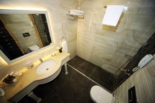 Hotel Bilek Hotel Badezimmer