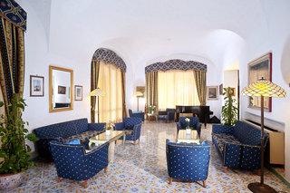 Hotel Albergo La Reginella Resort & SPA Lounge/Empfang
