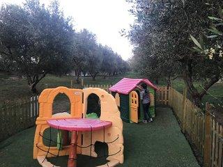 Hotel Vardis Olive Garden Kinder