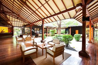 Hotel Adaaran Select Meedhupparu Lounge/Empfang