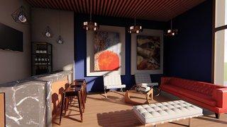 Hotel Adora Calma Beach Hotel Lounge/Empfang