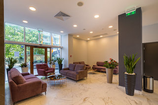 Hotel Best Western Plus Premium Inn Lounge/Empfang