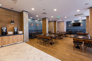 Hotel Best Western Plus Premium Inn Bar