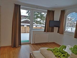 Hotel Apartment Sonnwend Alpbachtal Wohnbeispiel