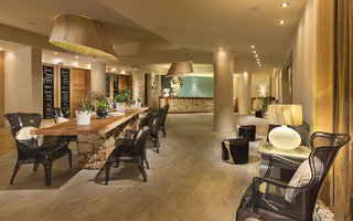 Hotel The Island - Erwachsenenhotel Lounge/Empfang