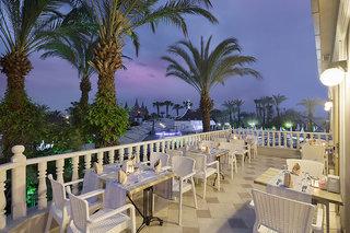 Hotel Aydinbey Famous Resort Terasse