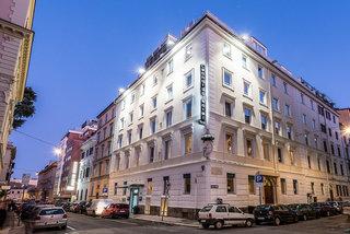 Hotel Leonardo Boutique Hotel Rome Termini Außenaufnahme
