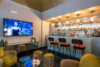 Hotel Leonardo Boutique Hotel Rome Termini Bar