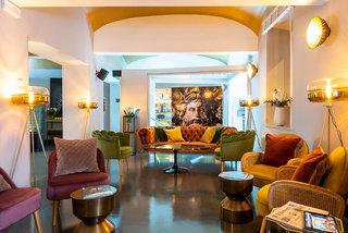 Hotel Leonardo Boutique Hotel Rome Termini Lounge/Empfang