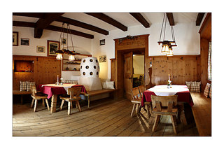 Hotel Alpenhotel Oetz Restaurant